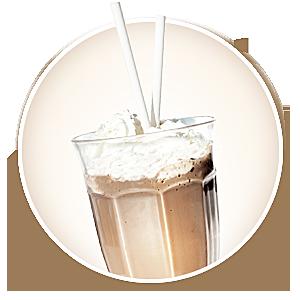 Proszek do shake - Lody w proszku KAMAR